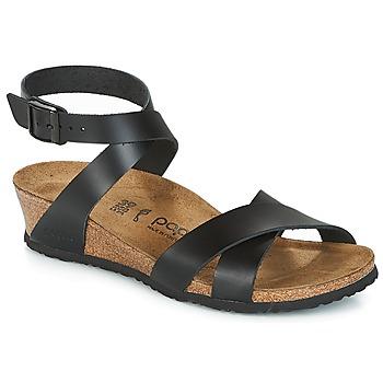 Schoenen Dames Sandalen / Open schoenen Papillio LOLA Zwart