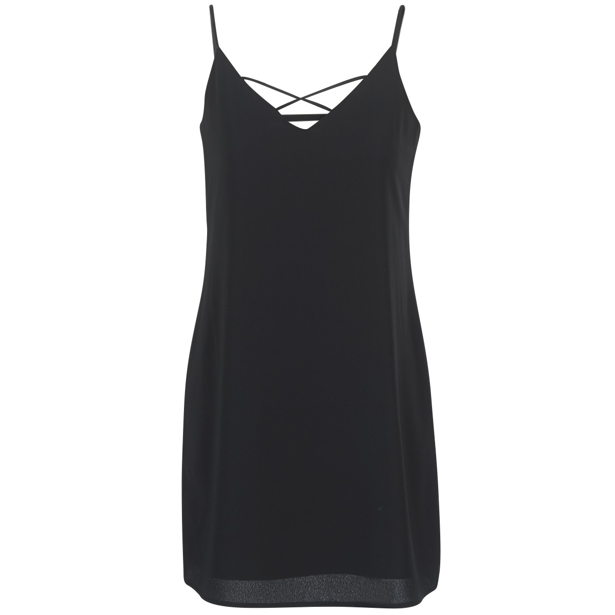 Moony Mood korte jurk igara zwart