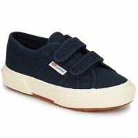 Schoenen Kinderen Lage sneakers Superga 2750 STRAP Marine