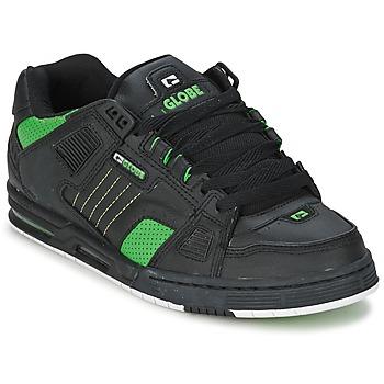 Schoenen Heren Lage sneakers Globe SABRE Zwart / Groen