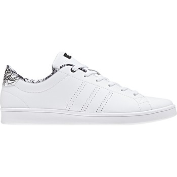 Schoenen Dames Lage sneakers adidas Originals ADVANTAGE CL QT W DB1858 BLANCO