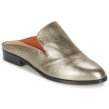 Schoenen Dames Leren slippers Robert Clergerie COULIPAID Zilver