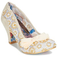 Schoenen Dames pumps Irregular Choice PALM COVE Beige