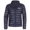 Textiel Heren Dons gevoerde jassen Emporio Armani EA7