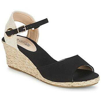 Schoenen Dames Sandalen / Open schoenen Spot on BONDER Zwart