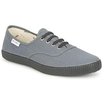 Schoenen Lage sneakers Victoria INGLESA LONA PISO Antraciet