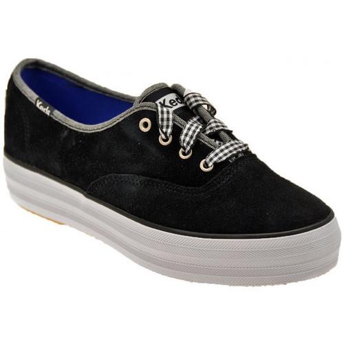 Schoenen Dames Lage sneakers Keds  Zwart