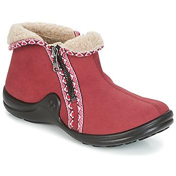 Schoenen Dames Sloffen Romika MADDY H 10 Rood