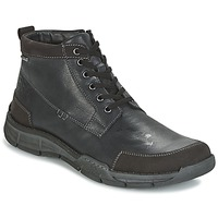 Schoenen Heren Hoge sneakers Josef Seibel PHIL 03 Zwart