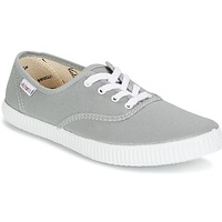 Schoenen Lage sneakers Victoria INGLESA LONA Grijs