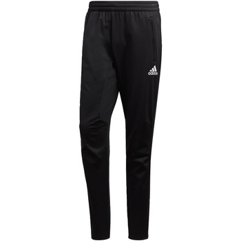 Textiel Trainingsbroeken adidas Performance Manchester United Trainingsbroek Zwart / Rood