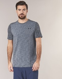 Textiel Heren T-shirts korte mouwen Under Armour THREADBORNE SEAMLESS SS Grijs