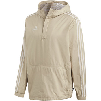 Textiel Heren Wind jackets adidas Performance Tango Windjack Beige