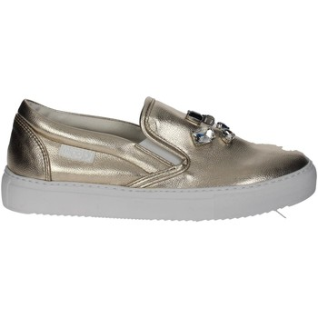 Schoenen Dames Instappers Agile By Ruco Line 2813(10*) Gold