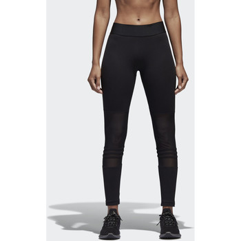 Textiel Dames Leggings adidas Performance ID Mesh Legging Zwart