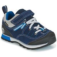 Schoenen Kinderen Lage sneakers Timberland GRIFFIN PARK LOW GTX Blauw