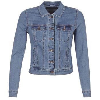Textiel Dames Spijker jassen Vero Moda VMHOT SOYA Blauw / Medium