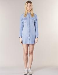 Textiel Dames Korte jurken Vero Moda VMSILLA Blauw / Clair
