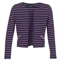 Textiel Dames Jasjes / Blazers Vero Moda VMULA Marine / Roze