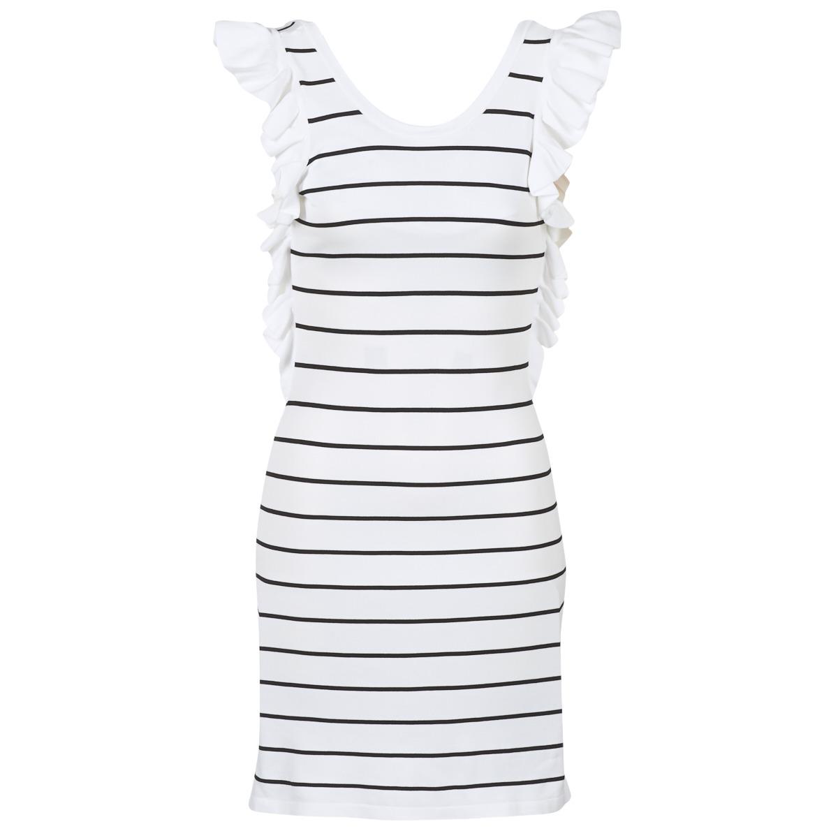Vero Moda korte jurk vmabhy wit