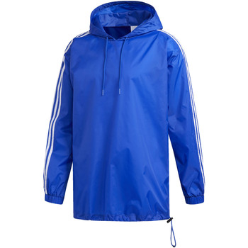 Textiel Heren Wind jackets adidas Originals Poncho Windjack Blauw / Wit