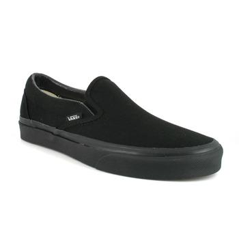 Schoenen Instappers Vans CLASSIC SLIP ON Zwart / Zwart