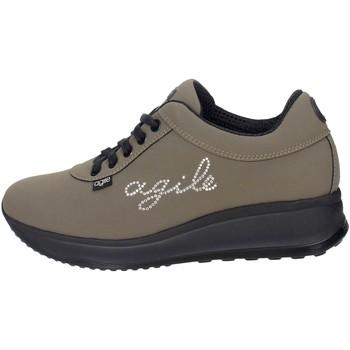 Schoenen Dames Lage sneakers Agile By Ruco Line 1315(17_) Dark Green