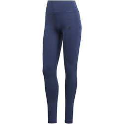Textiel Dames Leggings adidas Performance Ultimate Climalite Lange Legging blue