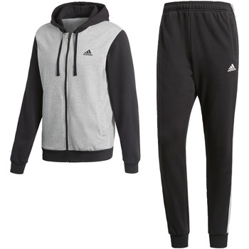 Textiel Heren Trainingspakken adidas Performance Energize Trainingspak Zwart / Grijs / Wit