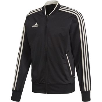 Textiel Heren Trainings jassen adidas Performance Tango Jack Zwart