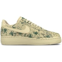 Schoenen Heren Lage sneakers Nike Air Force 1 07 LV8 Country Camo Pack Beige-Olie
