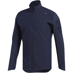 Textiel Heren Trainings jassen adidas Performance Supernova Storm Jack Blauw