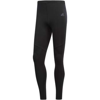 Textiel Heren Leggings adidas Performance Response Lange Legging Zwart