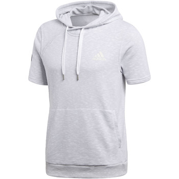 Textiel Heren Sweaters / Sweatshirts adidas Performance Pickup Shooter Hoodie Wit