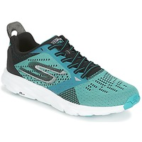 Schoenen Heren Running / trail Skechers GO Run Ride 6 Blauw / Zwart
