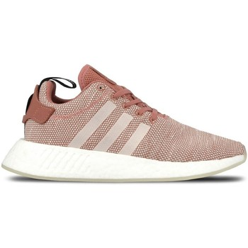 Schoenen Dames Lage sneakers adidas Originals Nmd R2 Rose
