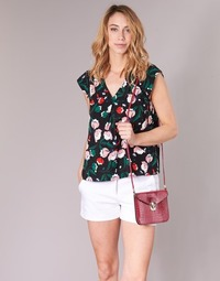 Textiel Dames Tops / Blousjes Moony Mood IFARANE Zwart