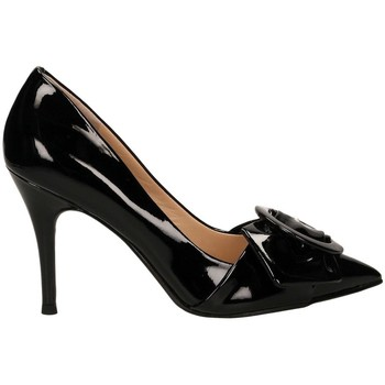 Schoenen Dames pumps What For ODELISE Zwart