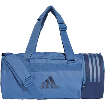 Tassen Sporttas adidas Performance Convertible 3-Stripes Duffeltas Small blue