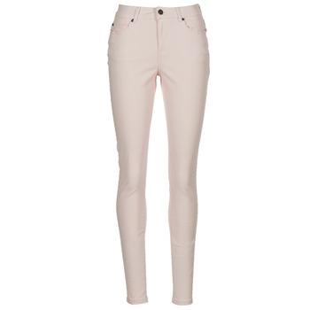 Textiel Dames 5 zakken broeken Noisy May NMLUCY Roze