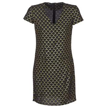 Textiel Dames Korte jurken Only ANE MONEY Zwart