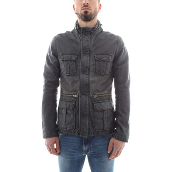 Textiel Heren Wind jackets Bully 137/2 Black