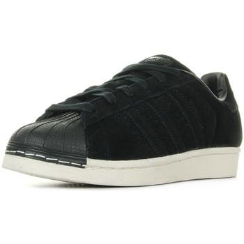 Schoenen Kinderen Sneakers adidas Originals Superstar Core Black Zwart