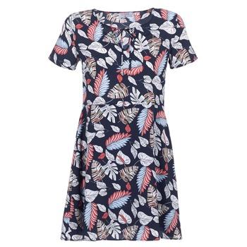 Textiel Dames Korte jurken Casual Attitude IYURTOLAL Blauw