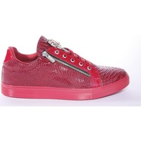 Schoenen Heren Lage sneakers Manzotti Formica Rood Rood