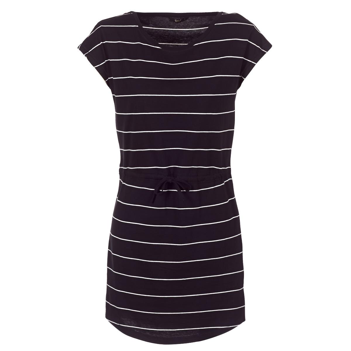 ONLY korte jurk may zwart