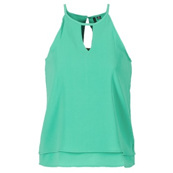 Textiel Dames Tops / Blousjes Only MARIANA Groen