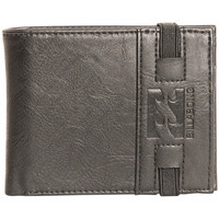 Tassen Heren Portefeuilles Billabong locked wallet Zwart