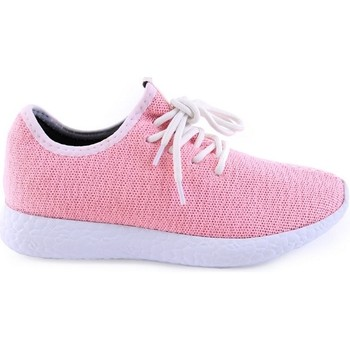 Schoenen Dames Lage sneakers Manzotti Madoo roos Roze