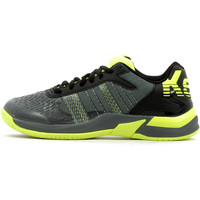 Schoenen Heren Indoor Kempa Attack Contender Caution Junior Zwart